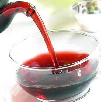 чай каркаде для похудения свойства