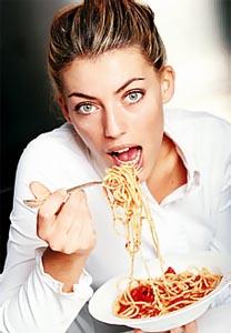 Макаронная диета фото