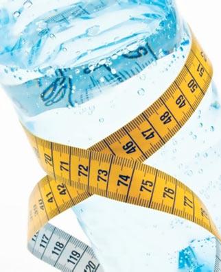 диета как похудеть с помощью воды