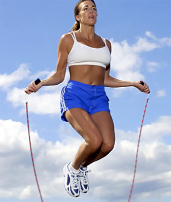 Как сбросить вес через бег