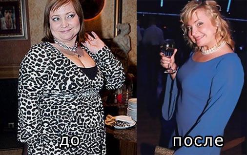 Коктейль для похудения для женщин