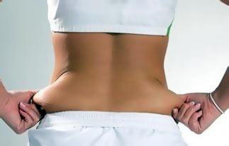 как можно жир убрать